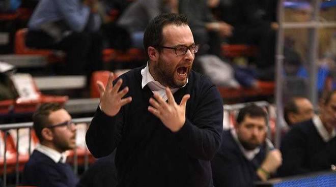 Alberto Mazzetti Knights Legnano Basket