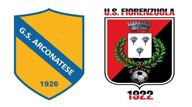 Arconatese-Fiorenzuola 3-3 amichvole