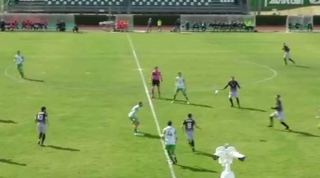 Arzachena - Pro Patria 1-0