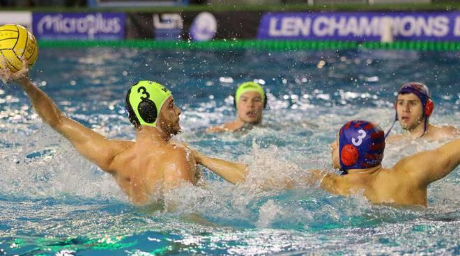 Banco BPM Sport Management Busto Arsizio pareggia con lo Jug Dubrovnic