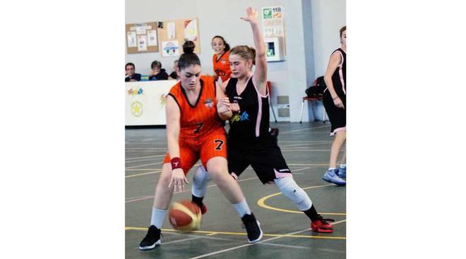 Bulldog Basket Canegrate Under 16 Serena Aloisi