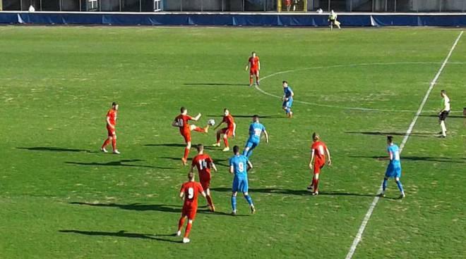 Calcio Under 20 Torneo 8 nazioni Busto Arsizio Italia - Repubblica Ceca 0-1