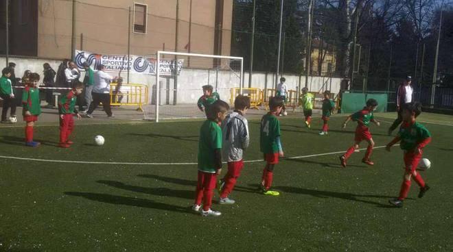 Calcio Under 8 CSI OLC Oratori Legnano Centro