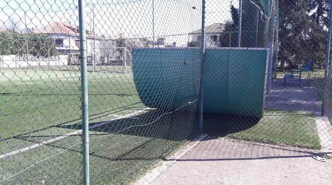 campi calcio via toti canegrate