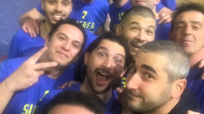 Siderea Basket Legnano……fa il tris nel Varesotto!