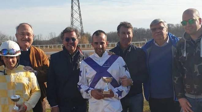 Carlo Sanna vince il Gran Premio Collegio dei Capitani
