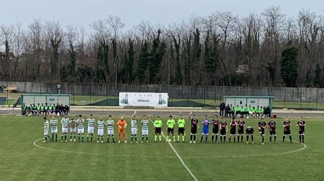 Castanese - Varesina 1-1