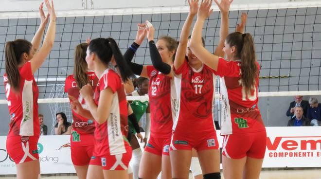 Futura Volley Giovani-Capo d'Orso Palau 3-1