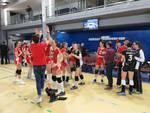 Futura Volley Giovani-Florens Re Marcello Vigevano 3-0