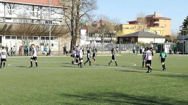 I Pulcini 2008 della Castellanzese vincono il derby contro l'Academy Legnano Calcio