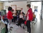 Il Legnano Baseball Softball in visita alla strutturaMater Orphanorum di Legnano