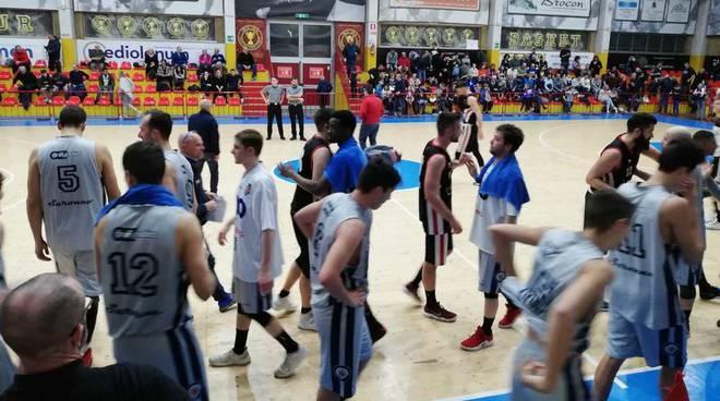 iMO Robur Basket Saronno - New Basket Prevalle 88-70