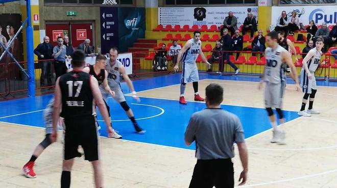 iMO Robur Basket Saronno - New Basket Prevalle 88-70