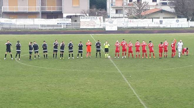 Ispra - Folgore Legnano 1-3