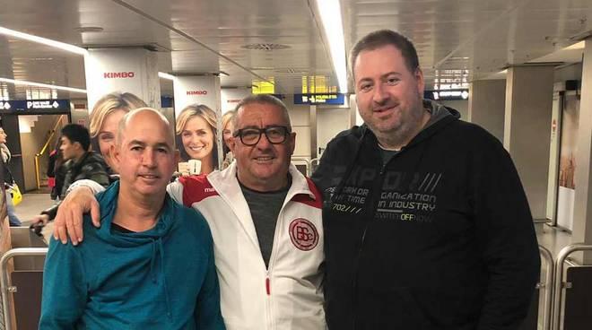 Javier Mendez arrivato in Italia
