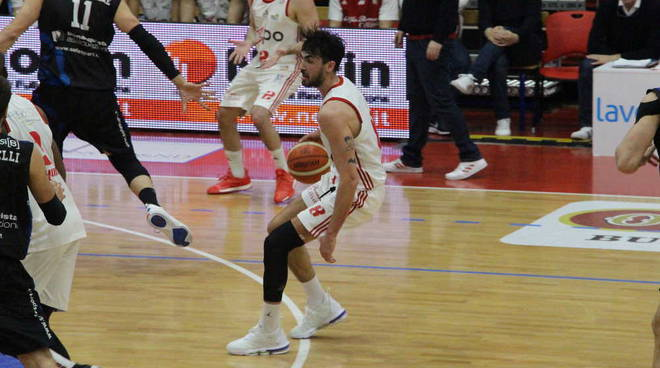 Knights Legnano-Latina 80-105