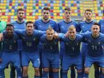 La Nazionale Under 20 in campo a Busto Arsizio contro la Repubblica Ceca