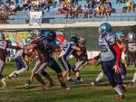 Lancieri Novara - Frogs Legnano 30-6