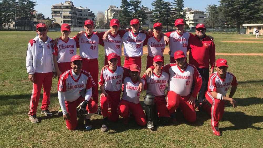 Legnano Baseball Under 18