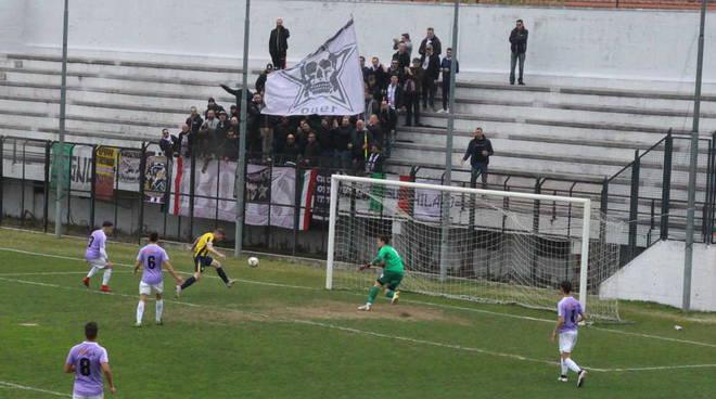 Legnano-Mariano 1-2
