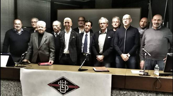 Luca Roveda nuovo presidente dell'U.S. Legnanese