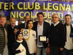 Nicola Berti a Legnano per i 111 anni dell'Inter