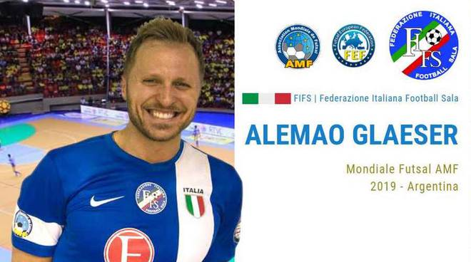 "Rafael Paulo Glaeser ""Alemao"""
