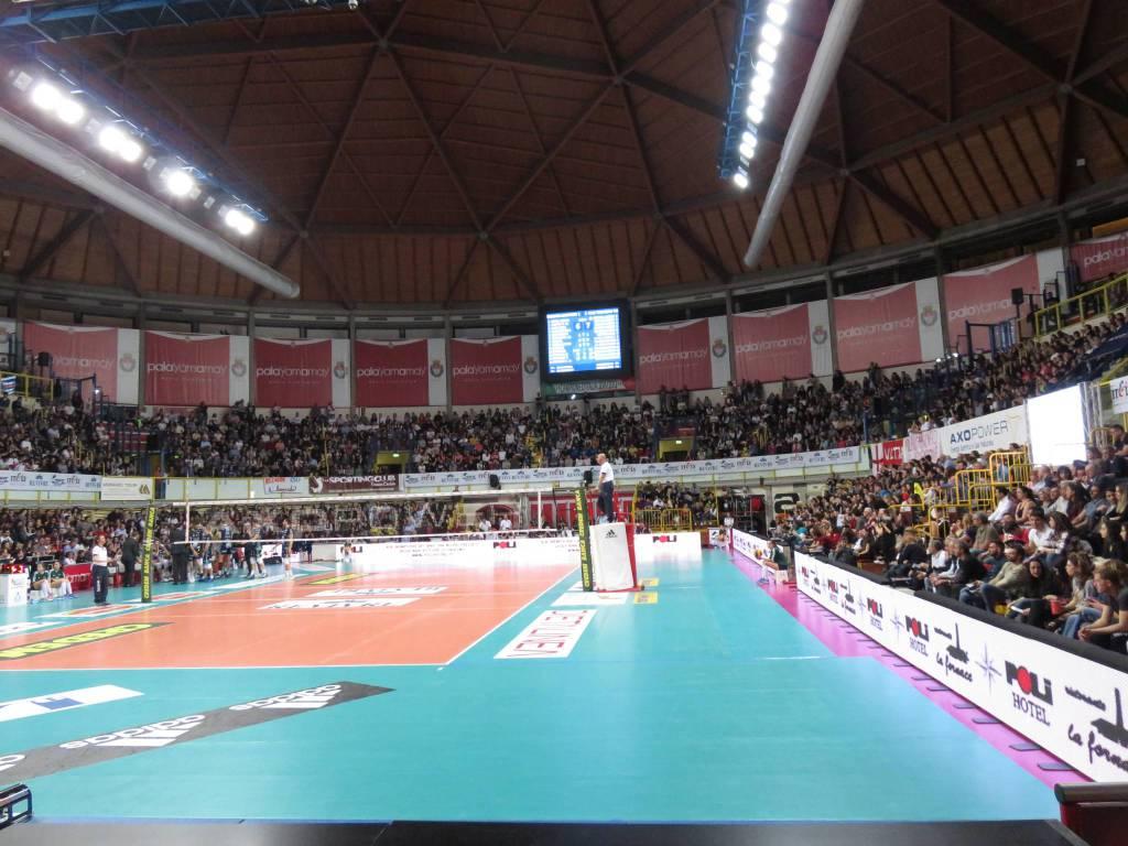 Revivre Axopower Milano-Itas Trentino 1-3