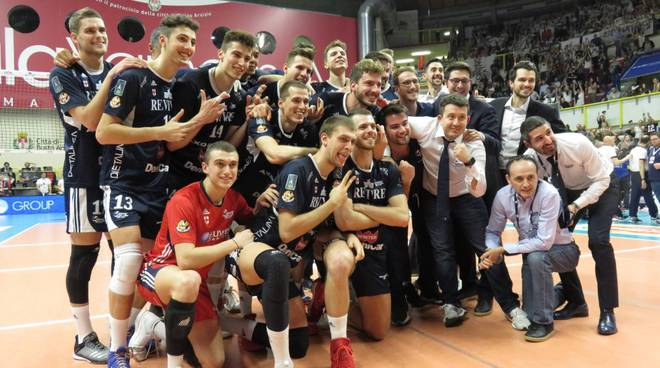 Revivre Axopower Milano-Sir Safety Conad Perugia 3-2