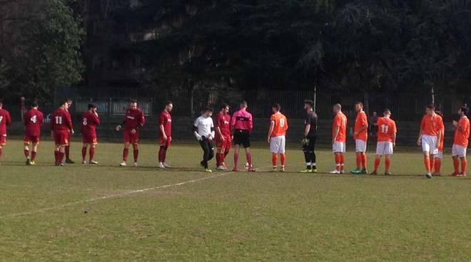 Robur Legnano-Calcio San Giorgio 1-0