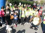 Run for Parkinson's 2019 La camminata con i malati di Parkinson
