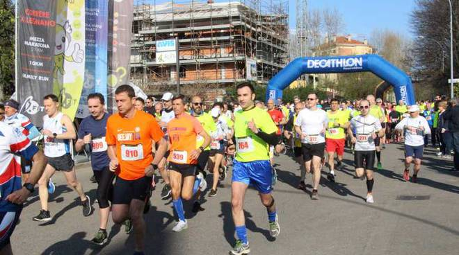 Run for Parkinson's 2019 - Prima parte