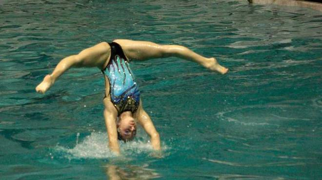 Sincro Rari Nantes ai Campionati Italiani Juniores