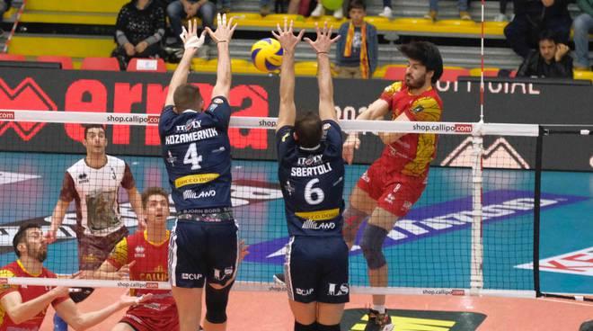 Tonno Callipo Vibo Valentia-Revivre Axopower Milano 2-3