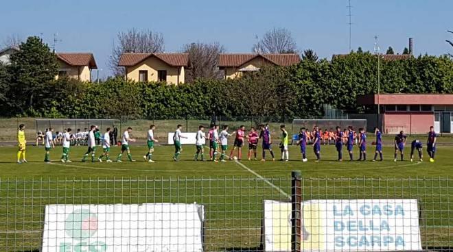 Union Villa Cassano-Castanese 2-2