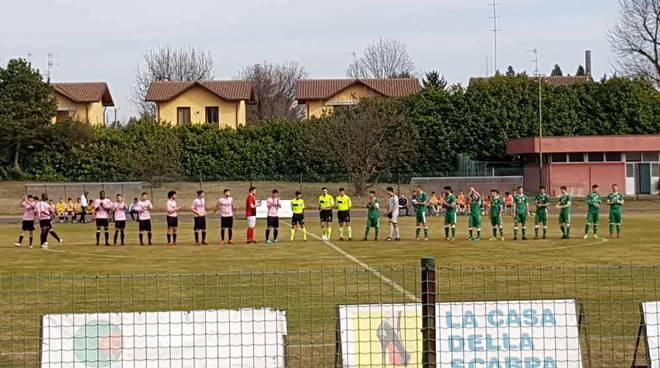 Union Villa Cassano-Città di Vigevano 1-3