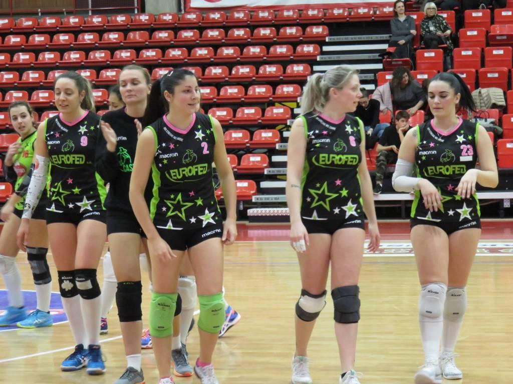 Volleyteam Castellanza-U.S. Marnatese Asd 3-1