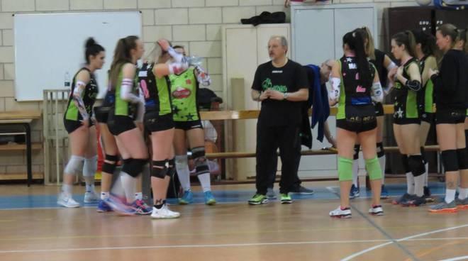 Volleyteam Castellanza-Uisp Canegrate 1-3
