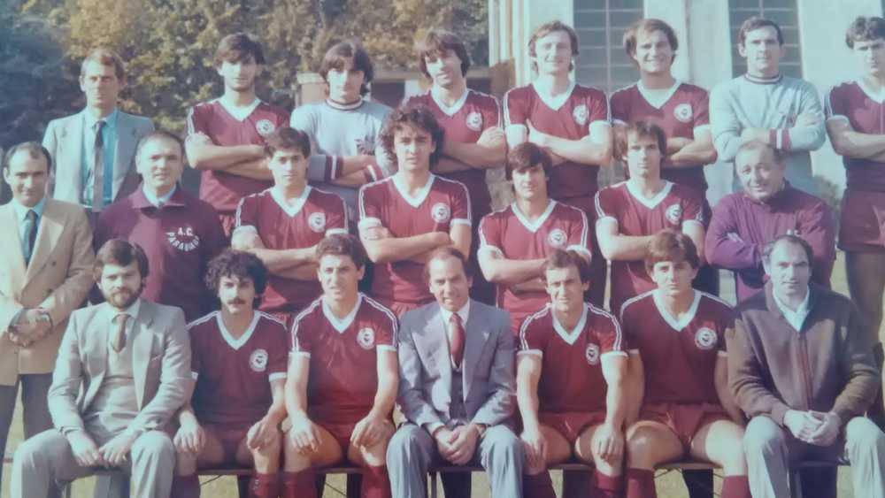 Parabiago campionato promozione 1981/92