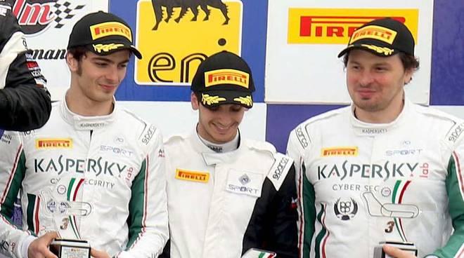 Alessio Rovera Mercedes-AMG GT3 Campionato Italiano Gran Turismo Endurance
