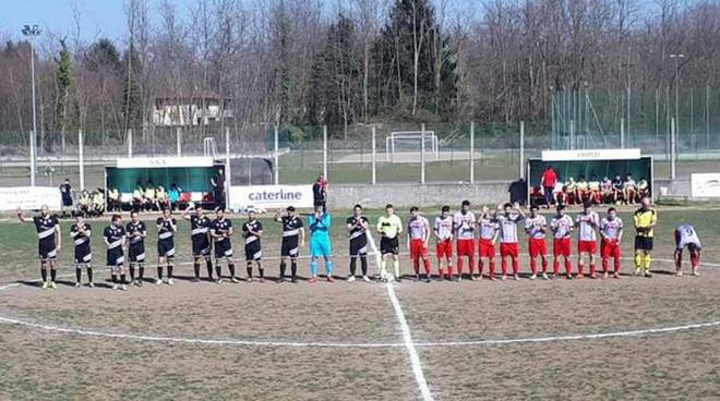 Arsaghese-Folgore Legnano 1-1