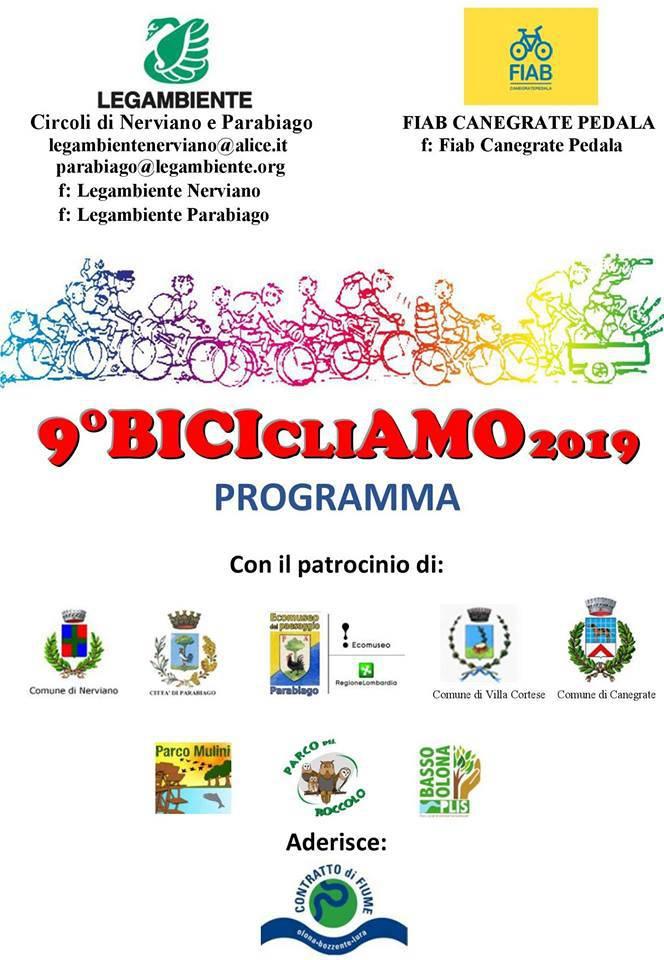 BIcliAMO 2019 PARCO DEL ROCCOLO TRA FATTORIE E CASCINE RURALI
