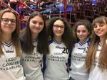 Bulldog Basket campionesse regionali studentesche nel 3 contro 3
