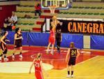 Bulldog Basket Canegrate-San Giorgio Mantova 59-69