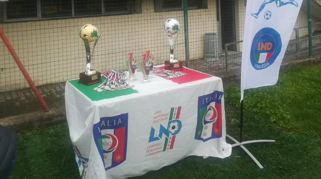 Calcio Coppa Lombardia