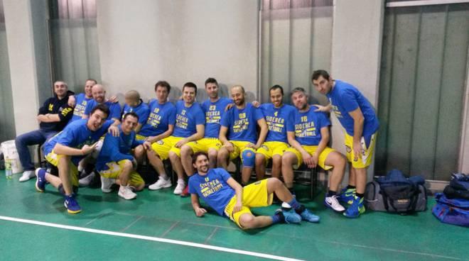 Siderea Basket Legnano parte con il piede giusto ai play-off