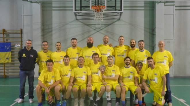 Siderea Basket Legnano…..conquistato il primo posto per la serie A UISP Varese.