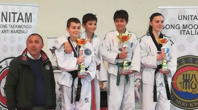 Centro Taekwondo Magnago 15° Trofeo Città di Magnago
