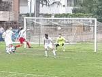 Folgore Legnano-Brebbia 1-1 il gol di Marco Ristori