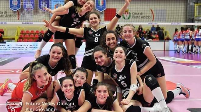 Futura Volley Giovani Serie D